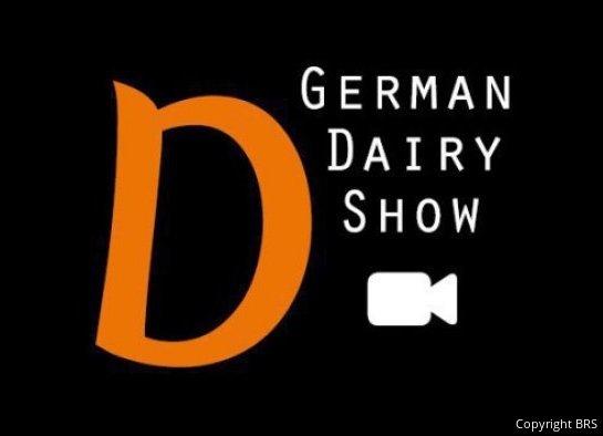 Logo German Dairy Show digital